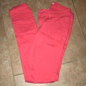Pink Leggings - Size 0
